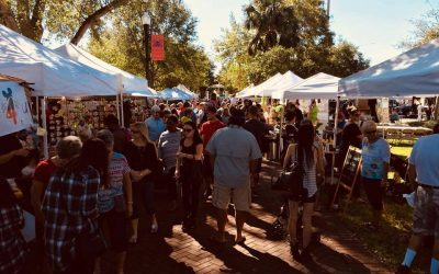 2nd & 4th Saturday Markets In Downtown Winter Haven